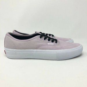 NEW Vans Authentic Pro purple Shoes Size 8.5